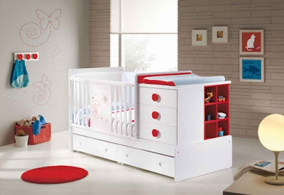 Dicas para decorar o quarto do bebe pediatra virtual - Muebles para dormitorio de ninos ...