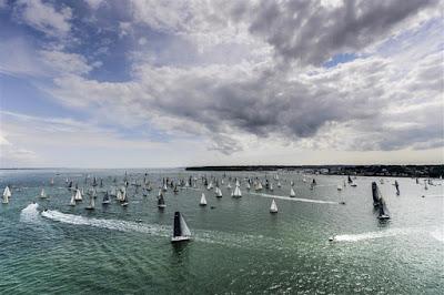 Rolex Fastnet Race 2015.