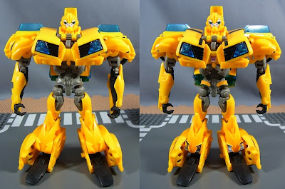 Bumblebee Transformers Prime Takara
