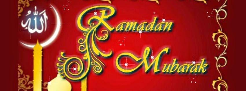Couverture facebook ramadan karim