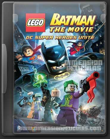 LEGO Batman The Movie: DC Superheroes Unite (BRRip HD Inglés Subtitulada)