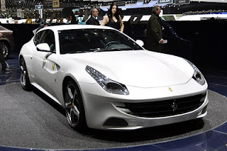 Ferrari FF at Geneva
