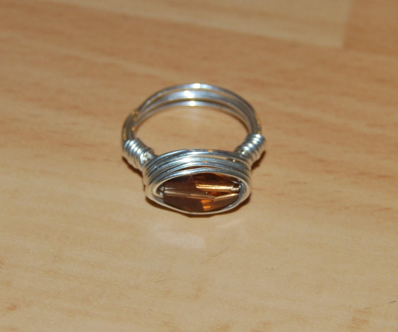 Zita ékszerei / Drahtschmuck Wire jewelry