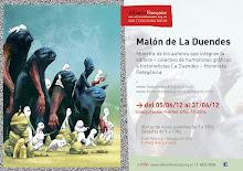 Se vino... ¡El Malón Patagónico de La Duendes en la Alianza Francesa, de Palermo!