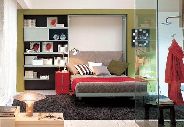 Muebles multifuncionales para espacios reducidos muebles for Muebles de salon para espacios pequenos