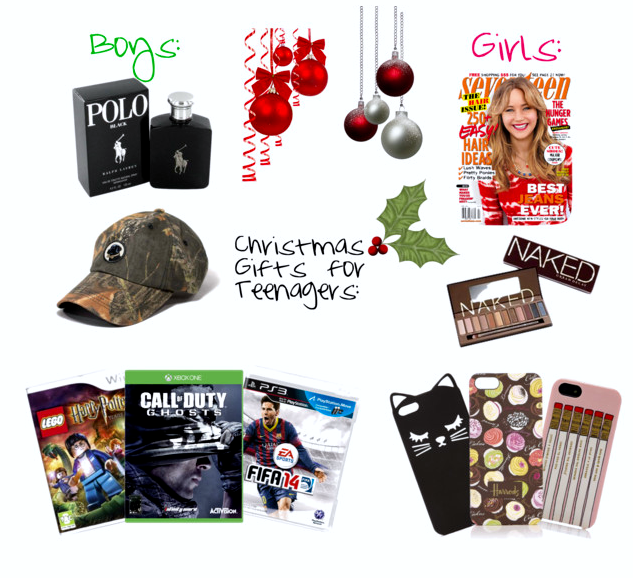 Teenagers (Middle and High Schoolers): - Easy And Budget Friendly Holiday Gifts: For Relatives Poised And