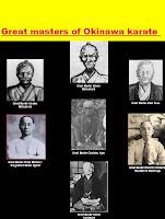 masers of Okinawa, Okinawa Karate Masters, Funakoshi, Funakoshi Gichin