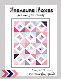 Treasure Boxes Quilt Along flickr group