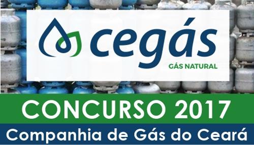 Apostila CEGAS 2017 - Companhia de Gás do Ceará