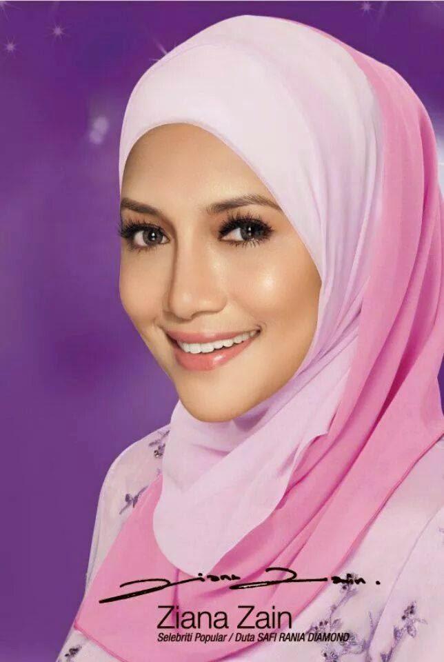 Ziana Zain Hijab
