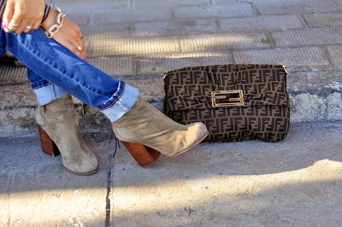 faux fur vest | cosa mi metto??? | bloglovin' - Tavolo Extra Lunga Estensione