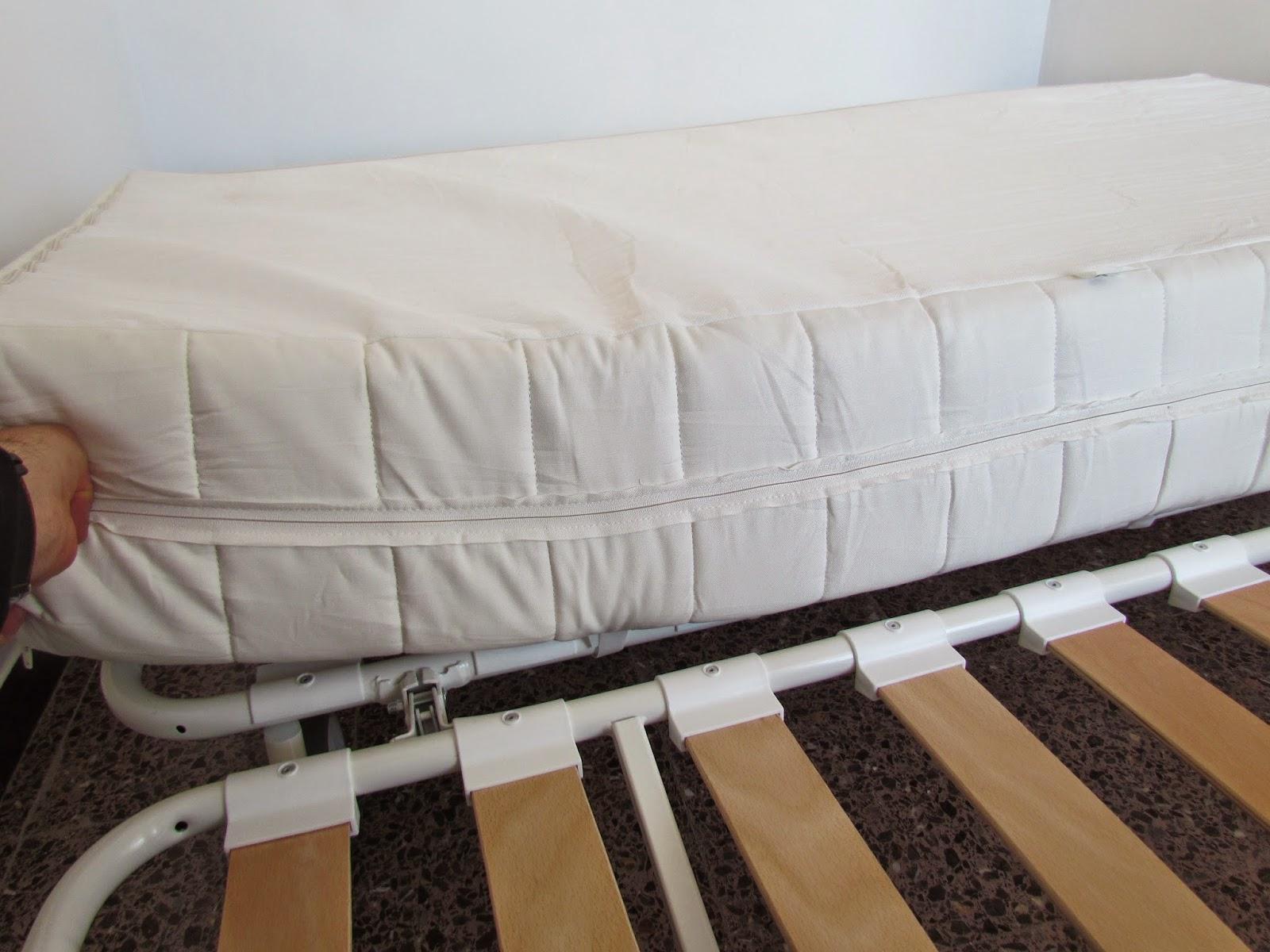Bricolaje hazlo tu mismo sofa cama de ikea ps for Cuanto vale un sofa cama