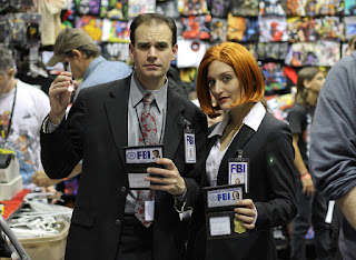 X-Files Dana Scully Costume :: 101 MORE Halloween Costumes for Women