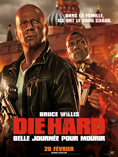 Die Hard 5 : Belle Journée pour Mourir DVDRIP streaming vf
