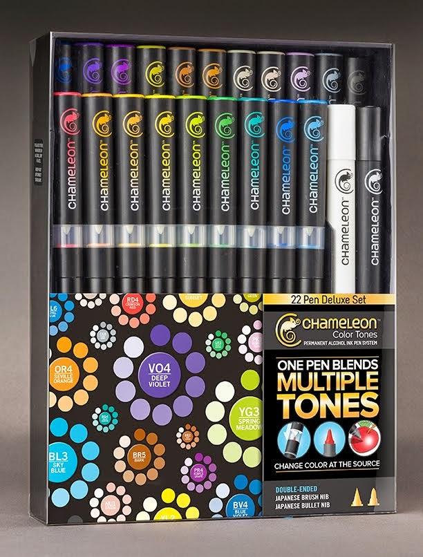 Chameleon Pens Deluxe Set