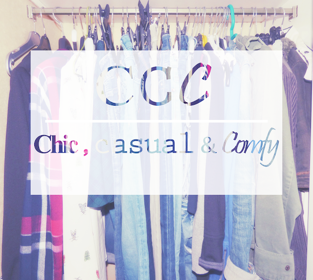CCC : chic, casual & comfy