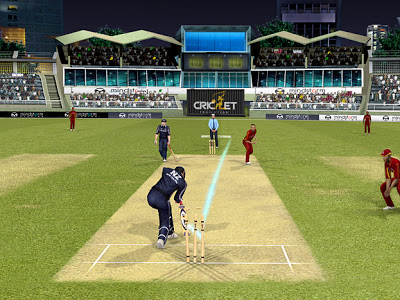 cricket power 2011 game free