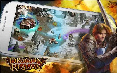 تحميل لعبة Dragon Realms لنظام أندرويد مجاناً APK.1.33