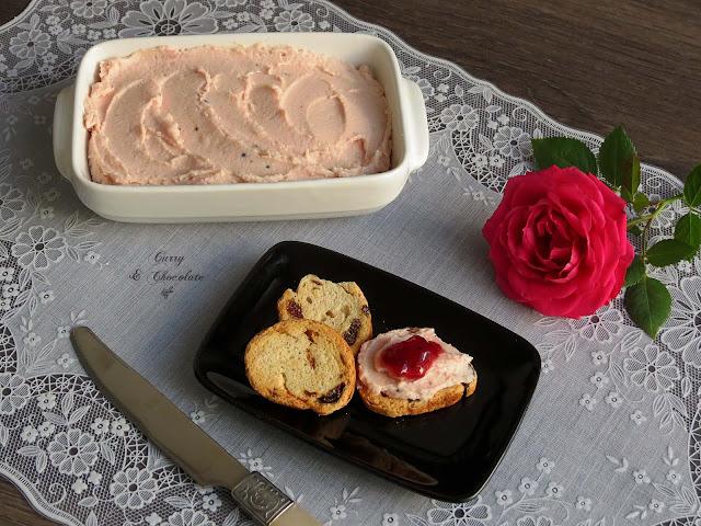 Paté casero de jamón cocido – Homemade ham spread