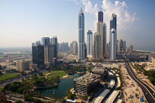 23 Marina, Dubai, World's second tallest residential building, Marina Waterfront, Hafeez Contractor
