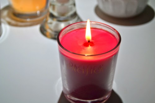 pink-scented-candle