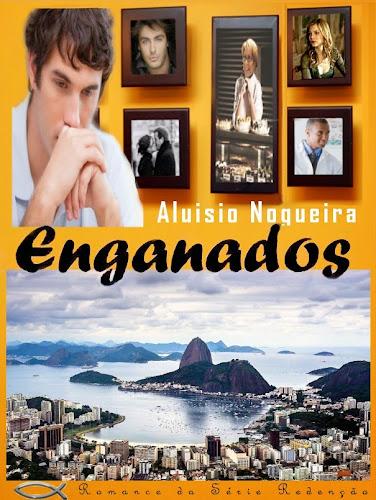 Formato Digital do Lançamento ENGANADOS disponível e em Promoção a R$ 1,99 em 1