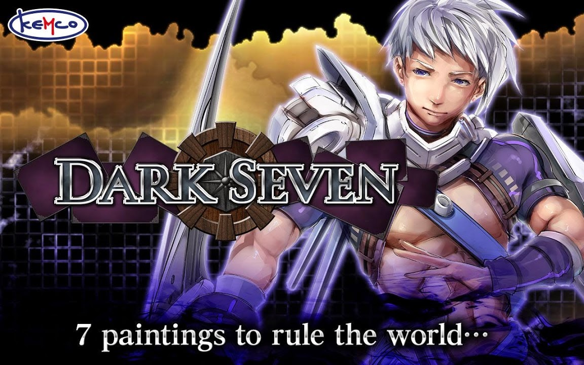 RPG Dark Seven Gameplay IOS / Android