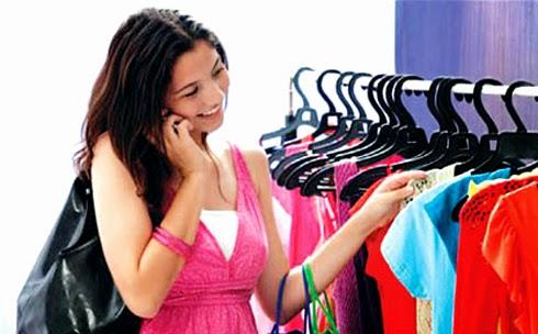 Tìm quần áo làm nổi bật ngoại hình cơ thể của bạn