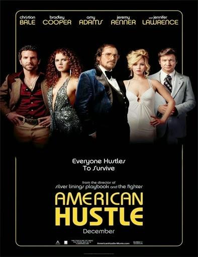 Ver American Hustle (La gran estafa americana) (2013) Online
