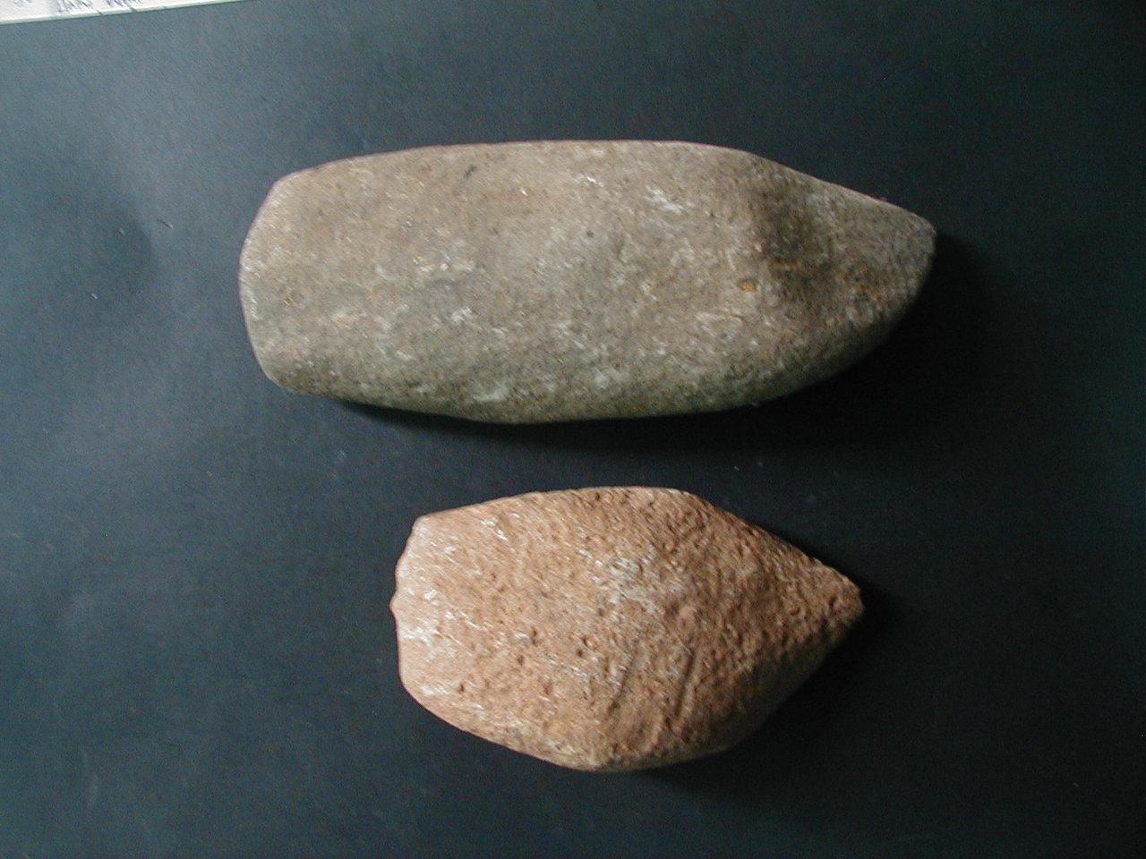 Piedra dona biconica herramientas para golpear cincelar - Herramientas para piedra ...
