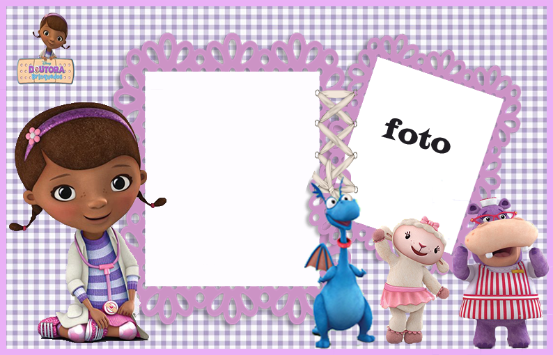 doc mcstuffins free printable invitation cards or photo frames doc ...
