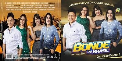Bonde Do Brasil Cancei De Esperar CD 2014