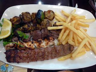 Comer en Dubai