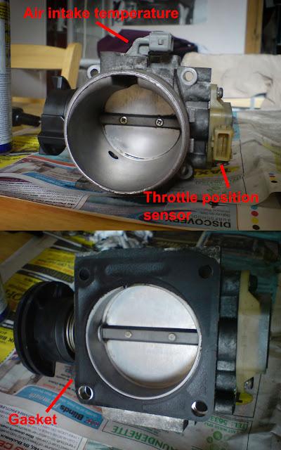 peugeot 306 gti6 throttle body