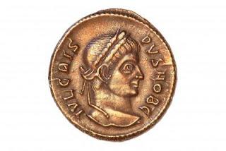 photographier une pièce de monnaie