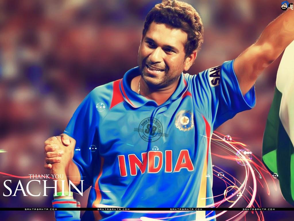 Short Biography of legendary cricketer - Sachin Tendulkar