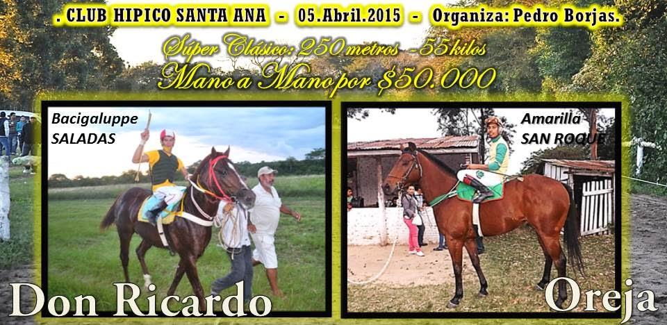 CLASICO POR &50.000