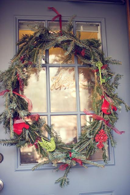 Cristmas Wreath: DIY