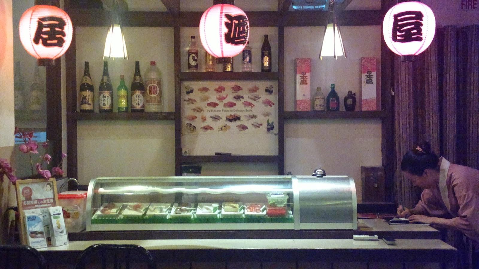 Okiniiri Japanese Restaurant and Izakaya in BF Homes, Parañaque