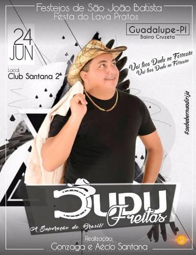 DUDU FREITAS NO SANTANA II