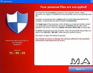 prevenire cryptolocker