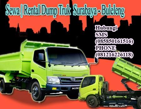 Sewa | Rental Dump Truk Surabaya - Buleleng