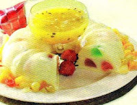 Cara Membuat Puding Jelly Susu