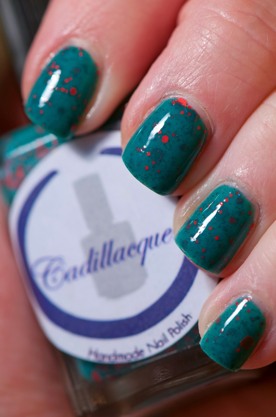 "Cadillacquer ""Masterpiece"" - artificial light"
