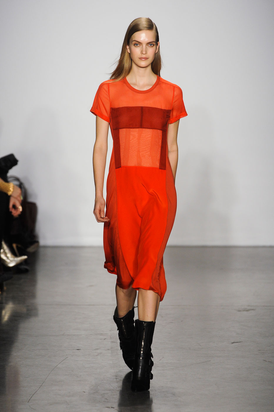 Reed Krakoff Fall/winter 2012 | red trend | inspiration