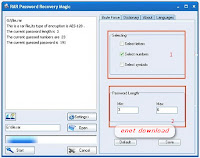 winrar password recovery magic free download