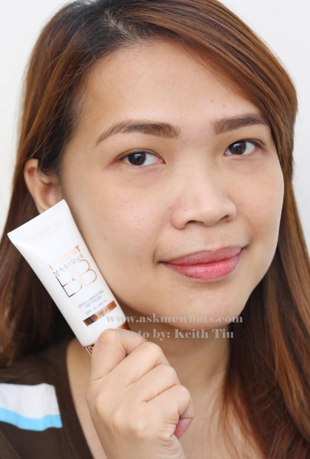 L'Oreal Paris Lucent Magique BB Skin Luminizing BB Cream SPF19 review.