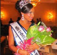 Miss US Virgin Islands - Alexandrya Evans