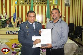 CÂMARA MUNICIPAL DE CARNAÚBA DOS DANTAS REALIZA SESSÃO SOLENE