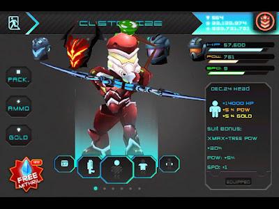 Star Warfare Alien Invasion HD v2.94 Mod Apk Data Unlimited Gold + Mithril